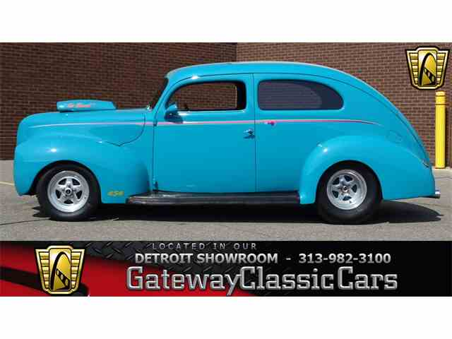 1940 Ford 2-Dr Coupe | 1016959