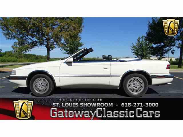 1991 Chrysler TC by Maserati | 1016975