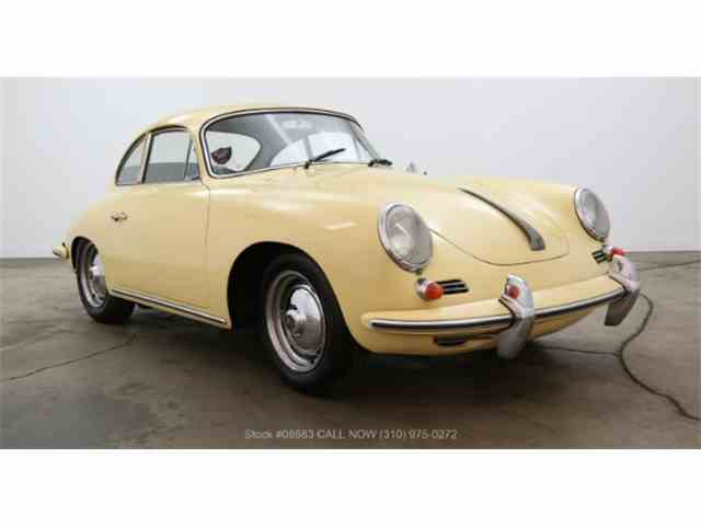 1963 Porsche 356B | 1010699