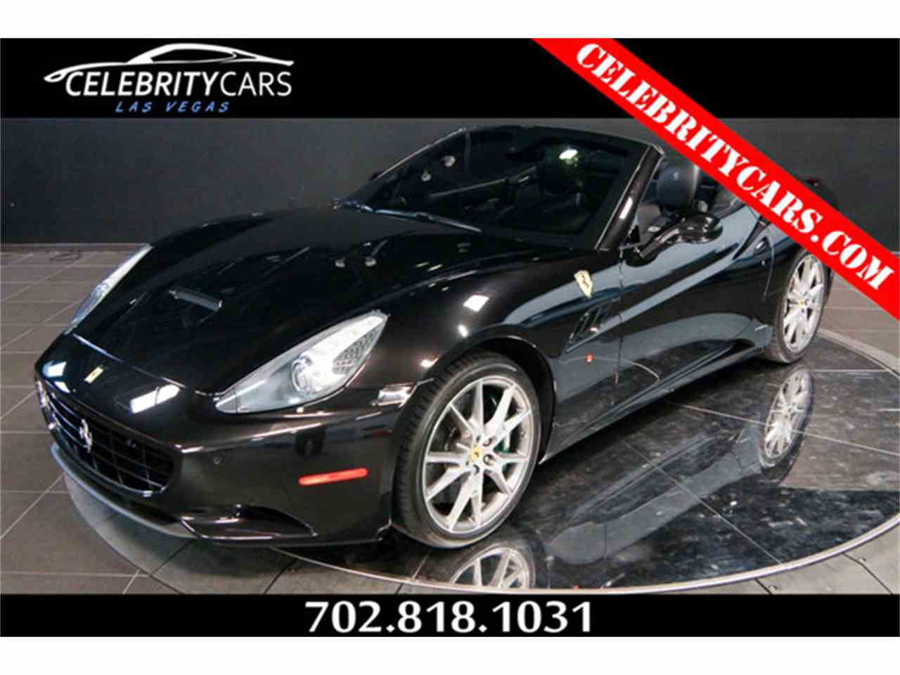 Large Picture of '14 Ferrari California - $125,900.00 Offered by Celebrity Cars Las Vegas - LSPQ