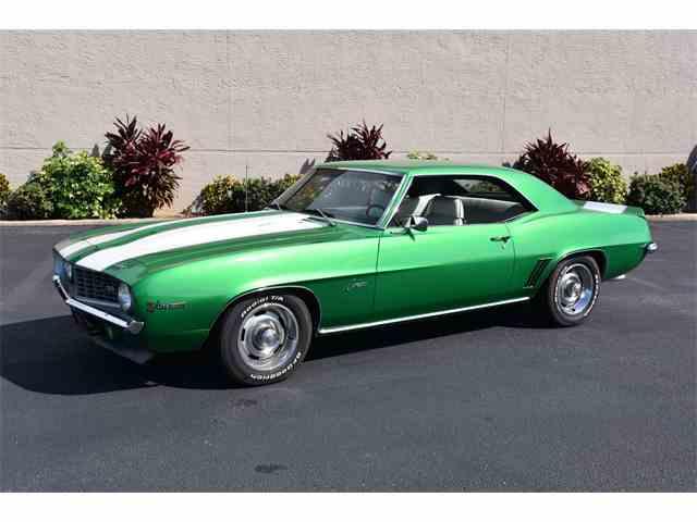 1969 Chevrolet Camaro | 1016994