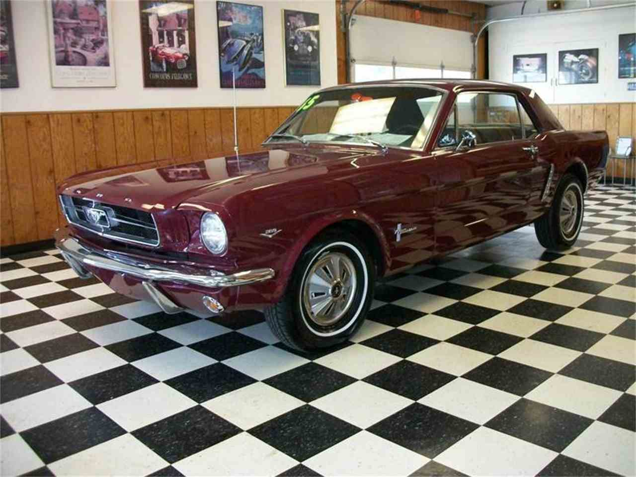 Large Picture of '65 Ford Mustang - $24,995.00 Offered by Yono Brokerage Services, Inc. - LSPY