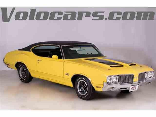 1970 Oldsmobile 442 | 1010701