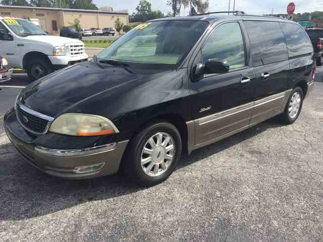 2002 Ford Windstar | 1017011