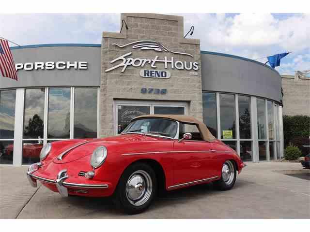 1960 Porsche 356 B Super 90 | 1017014