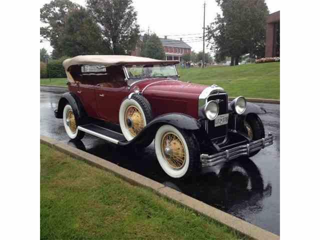 1929 Buick 129-55 Phaeton | 1010702
