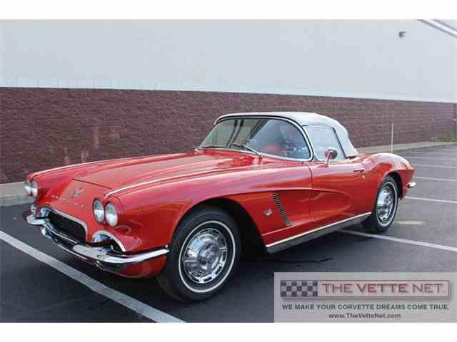 1962 Chevrolet Corvette | 1010703