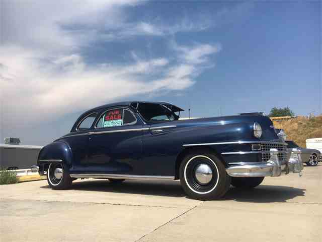 1948 Chrysler New Yorker | 1017030