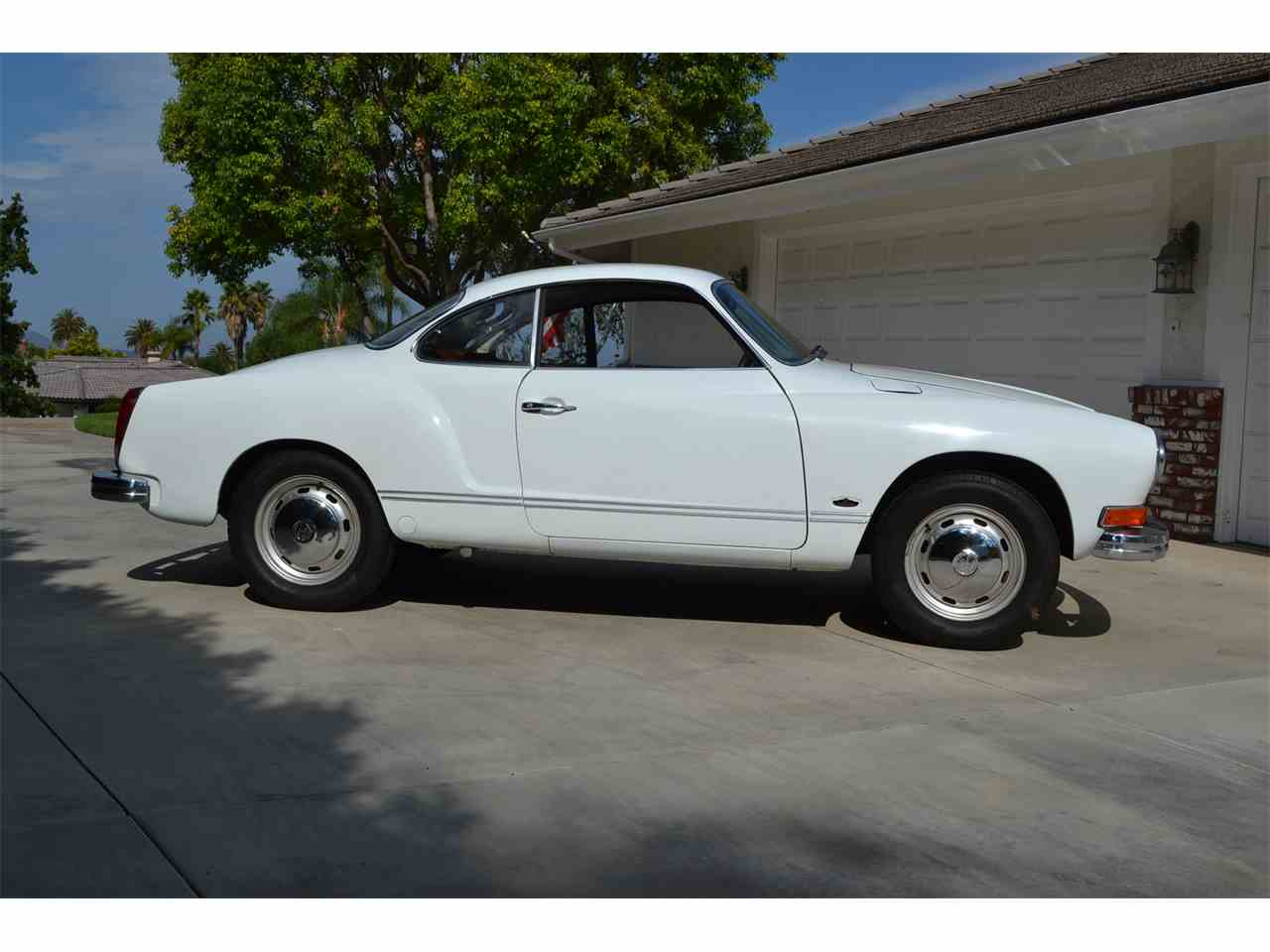 Large Picture of '74 Volkswagen Karmann Ghia located in California - $8,500.00 Offered by a Private Seller - LSR1