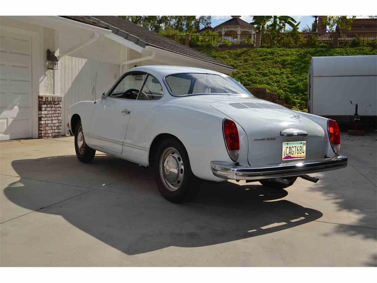 Large Picture of 1974 Karmann Ghia located in Riverside California Offered by a Private Seller - LSR1