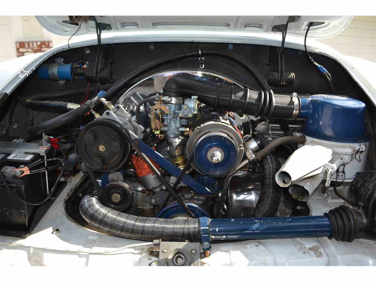 Large Picture of '74 Volkswagen Karmann Ghia Offered by a Private Seller - LSR1
