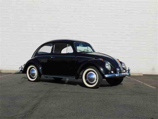 1958 Volkswagen Beetle | 1017039