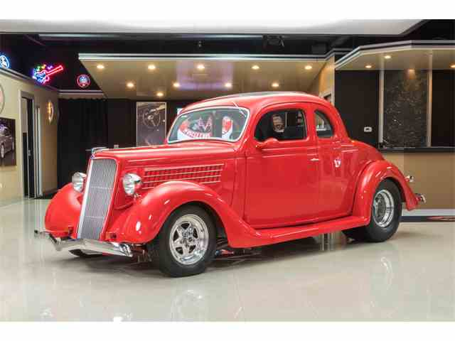 1935 Ford 5-Window Coupe Street Rod | 1010704