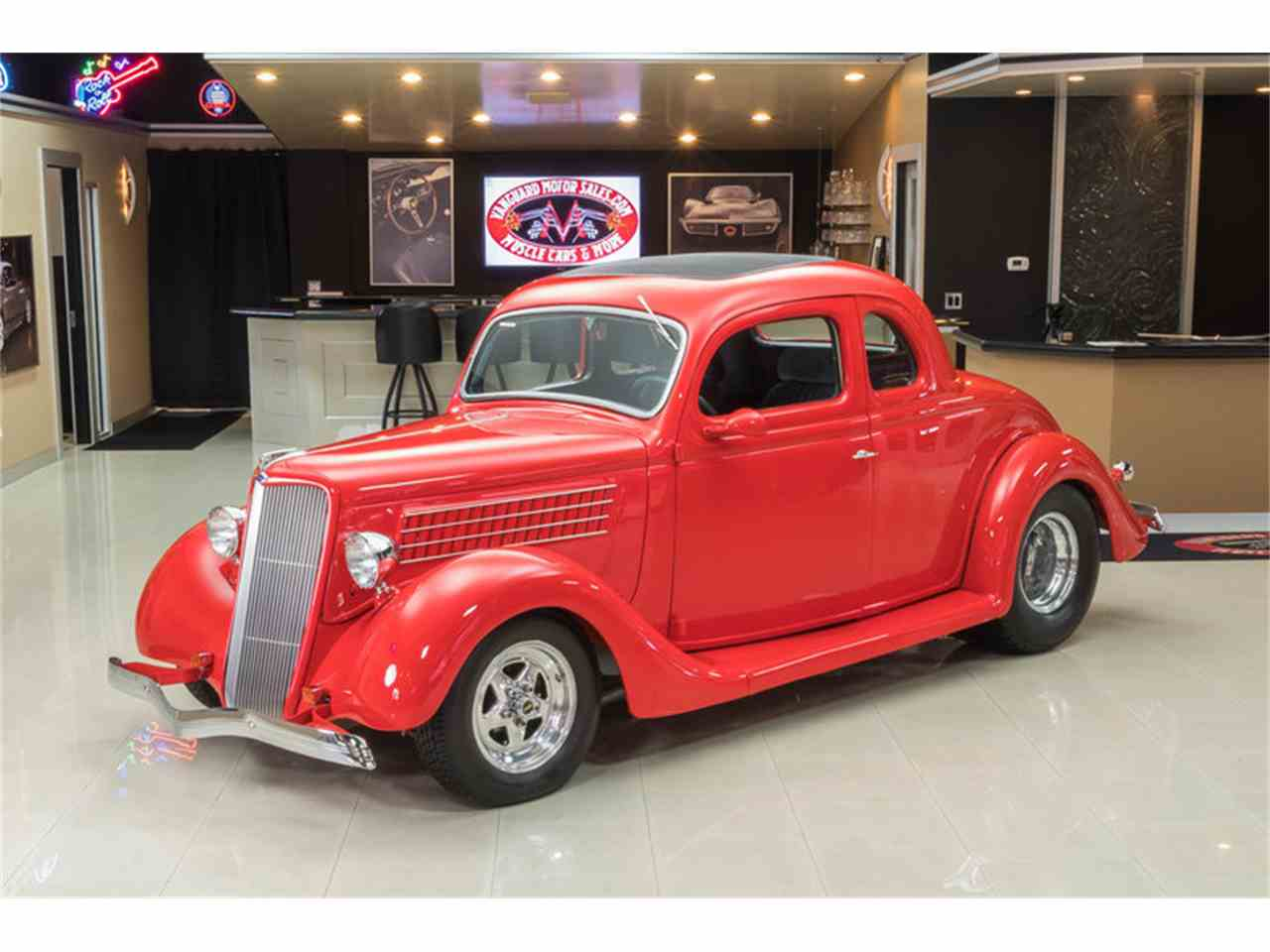 1935 ford 5 window coupe street rod for sale classiccars for 1935 ford 5 window coupe for sale
