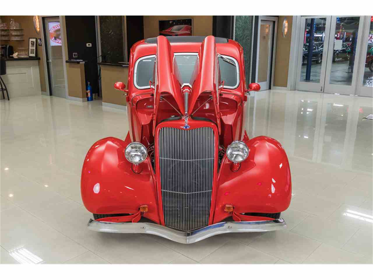 1935 Ford 5-Window Coupe Street Rod for Sale | ClassicCars.com ...