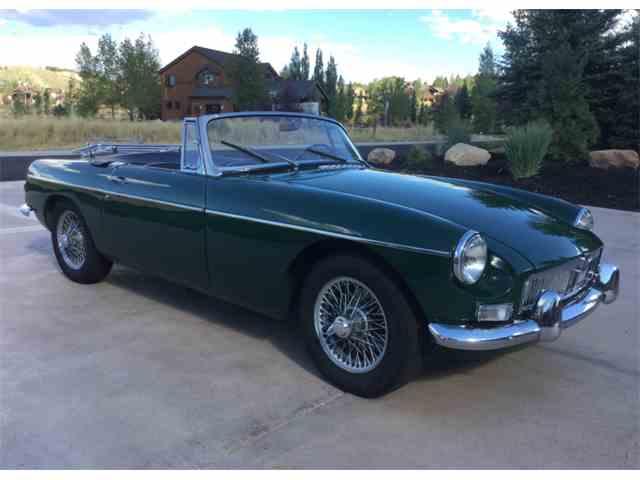 1966 MG MGB | 1017041