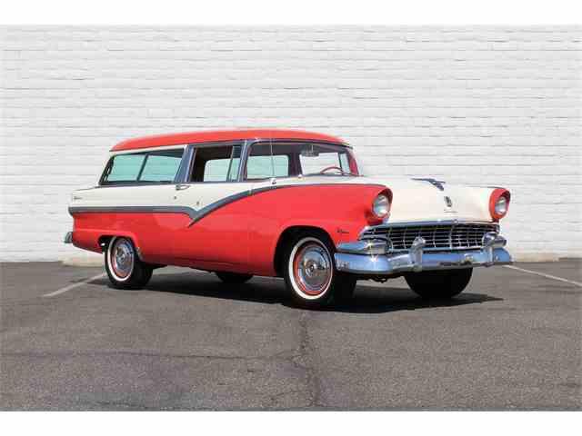 1956 Ford Parklane | 1017042