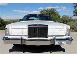 Picture of '74 Continental Mark IV located in Great Falls Montana - $18,000.00 Offered by a Private Seller - LSRB