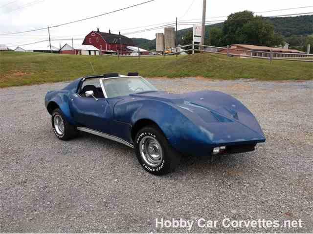 1973 Chevrolet Corvette | 1017051