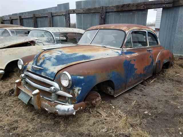 1950 Chevrolet Sedan   1017056