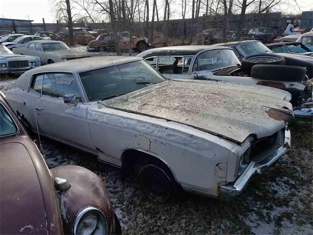 1972 Chevrolet Monte Carlo for Sale - CC-1017062