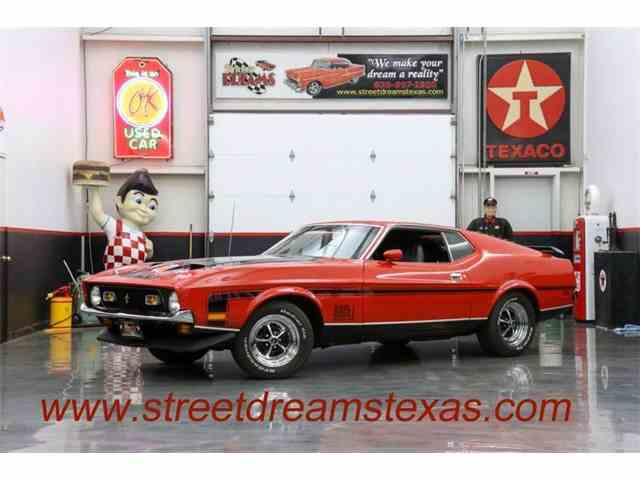 1971 Ford Mustang | 1017089