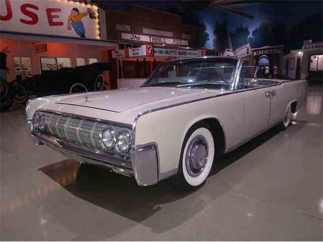 1964 lincoln continental for sale on 6 available. Black Bedroom Furniture Sets. Home Design Ideas