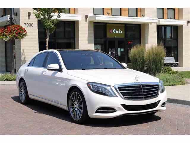 2015 Mercedes-Benz S-Class | 1017096