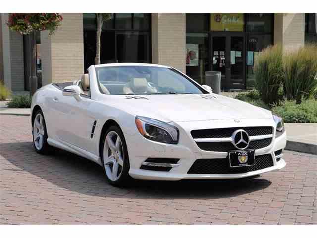 2014 Mercedes-Benz SL-Class | 1017103