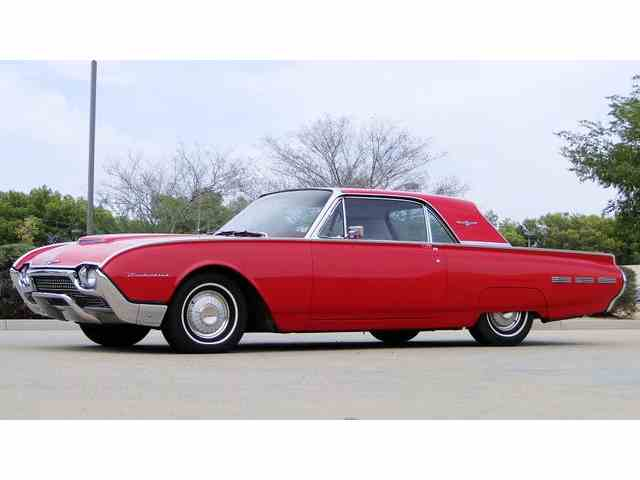 1962 Ford Thunderbird | 1017110