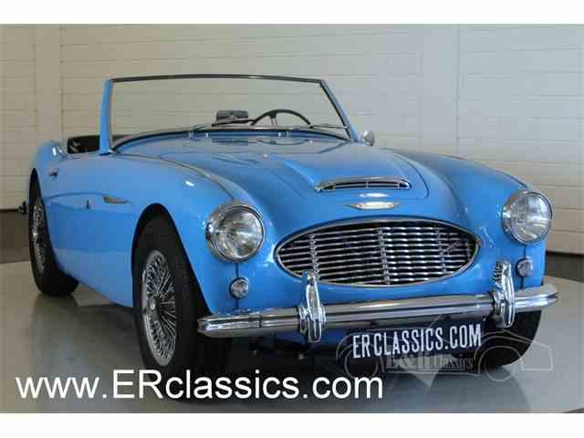 1960 Austin-Healey 3000 Mark I   1017115