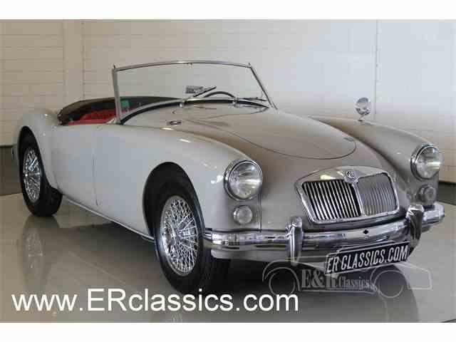 1959 MG MGA | 1017124