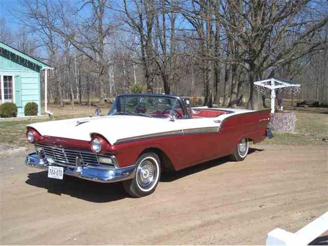 Picture of '57 Ford Fairlane 500 located in MINNESOTA Offered by a Private Seller - LSTQ