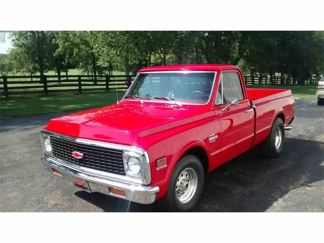 1971 Chevrolet Cheyenne for Sale - CC-1017136