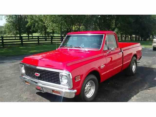 1971 Chevrolet Cheyenne | 1017136