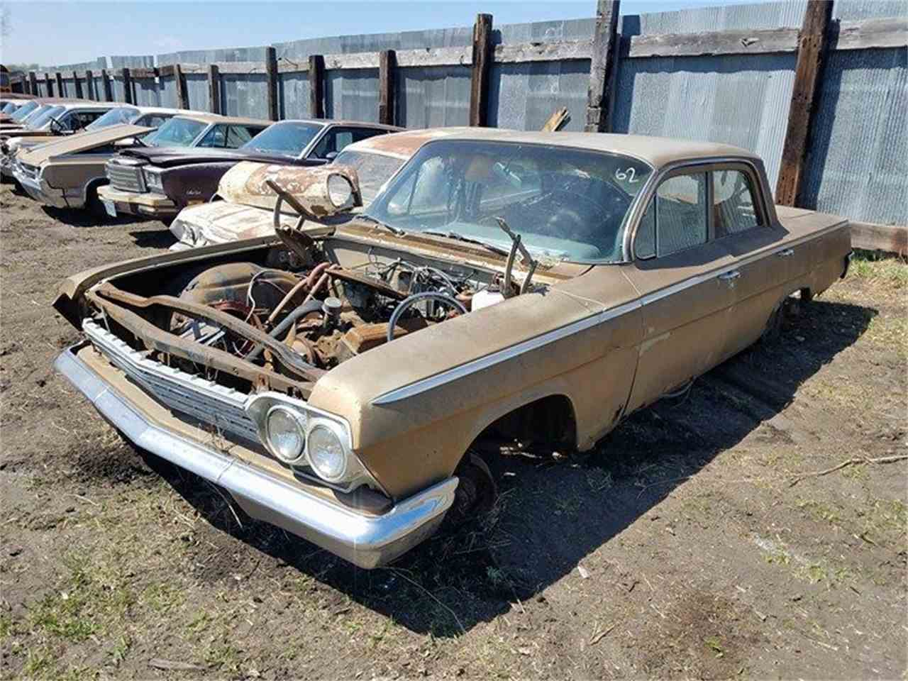 Large Picture of Classic '62 Bel Air located in Crookston Minnesota - $1,700.00 Offered by Backyard Classics - LSTT
