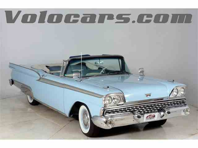 Picture of '59 Ford Galaxie 500 - LNVE