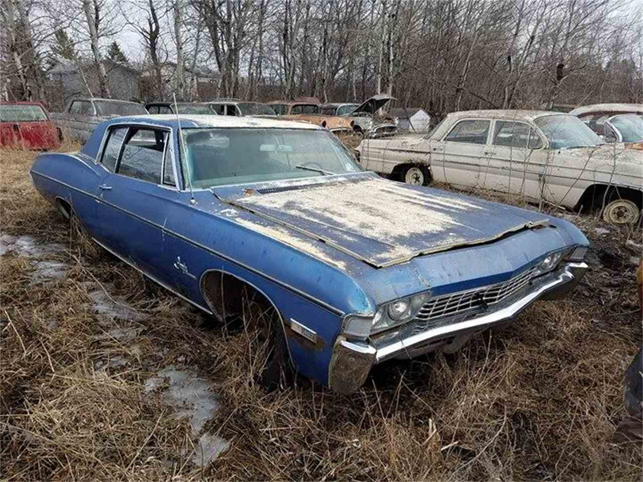 Large Picture of Classic '68 Impala - $1,600.00 Offered by Backyard Classics - LSU2