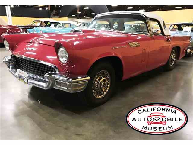 Picture of '57 Thunderbird - LSUQ