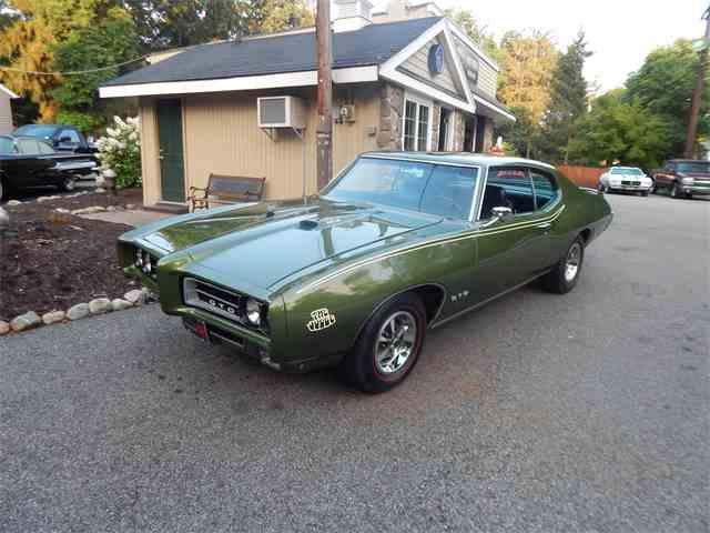 1969 Pontiac GTO | 1017173