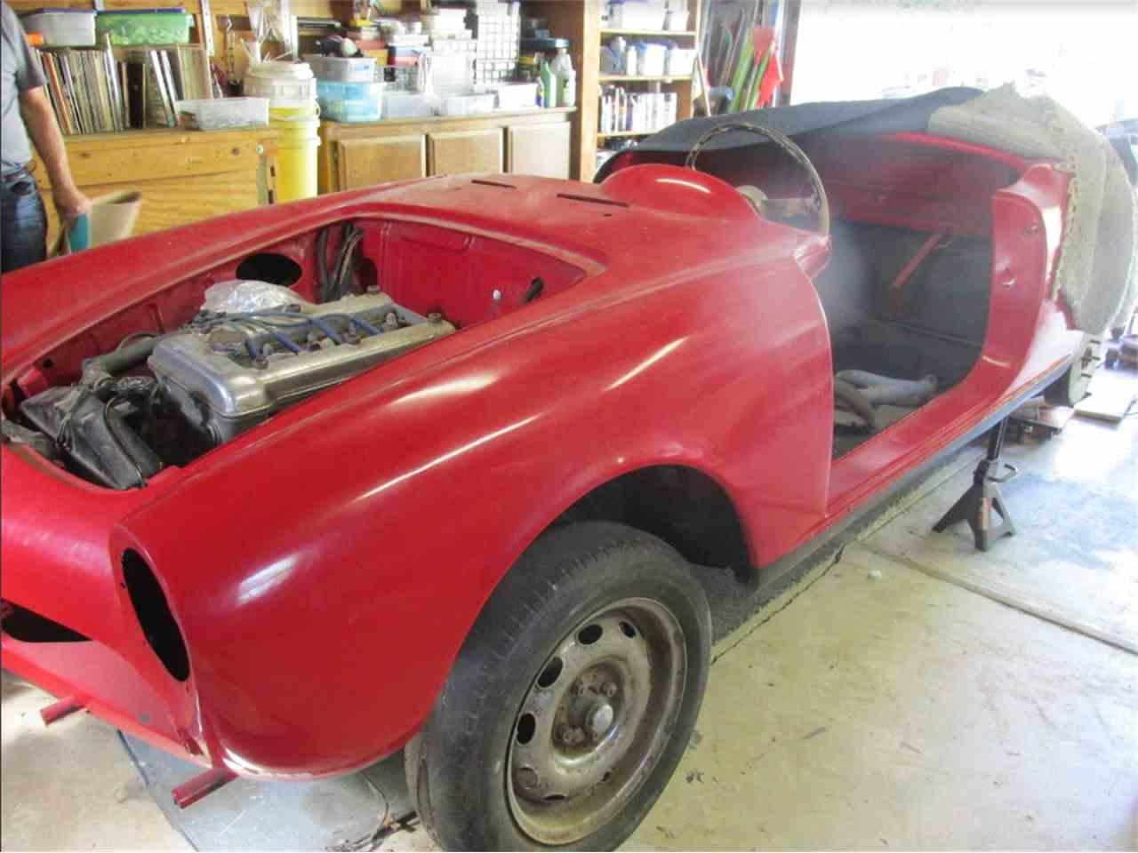 1961 alfa romeo giulietta spider for  | classiccars | cc