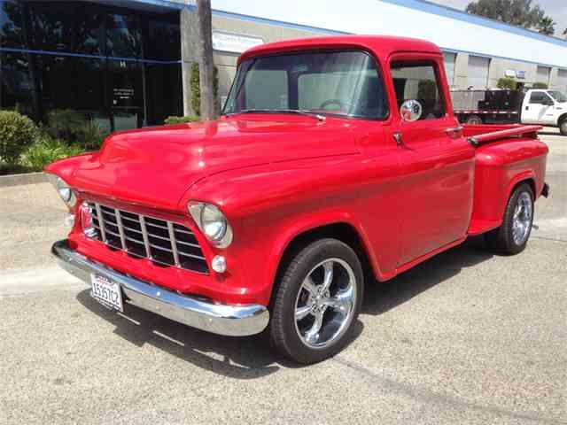 1955 Chevrolet Stepside | 1017191