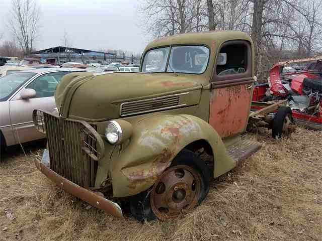 1941 Ford 1-1/2 Ton Pickup | 1017200
