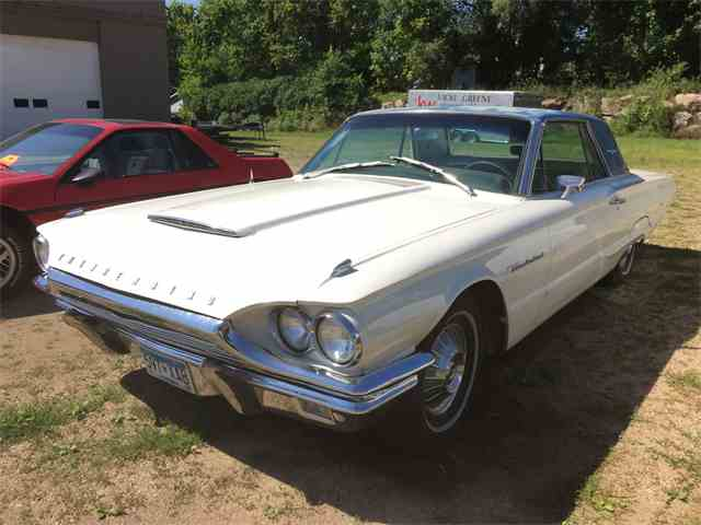 1963 Ford Thunderbird | 1017210