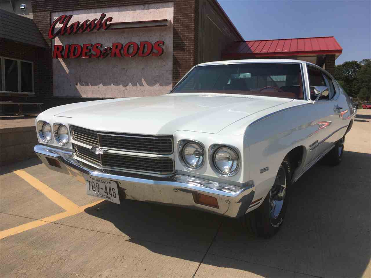 Large Picture of 1970 Chevrolet Chevelle Malibu located in Annandale Minnesota Offered by Classic Rides and Rods - LSVV