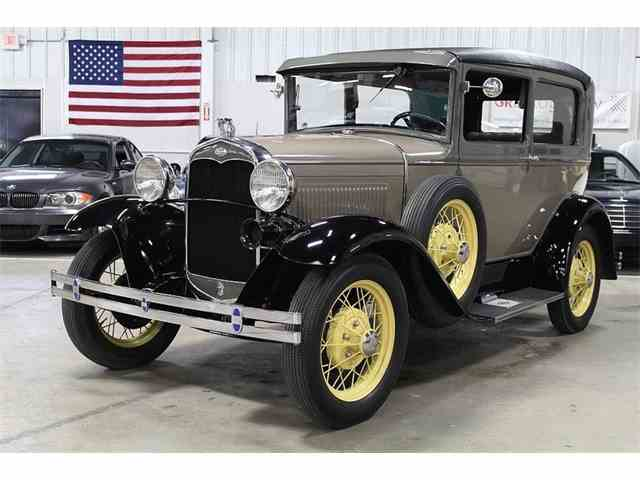 1931 Ford Model A | 1010722