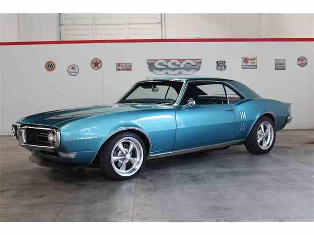 1968 Pontiac Firebird | 1017229