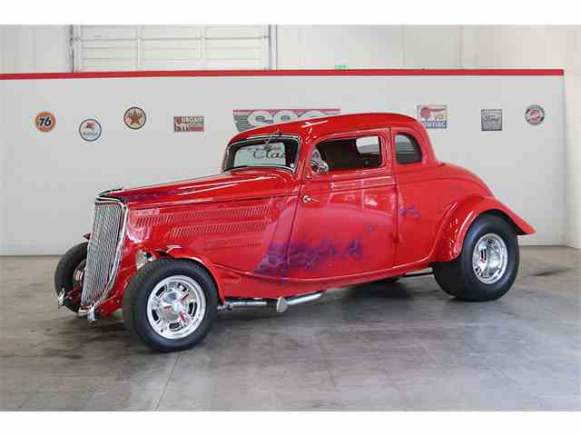 1934 Ford Coupe | 1017231