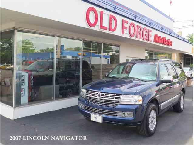2007 Lincoln Navigator | 1010726