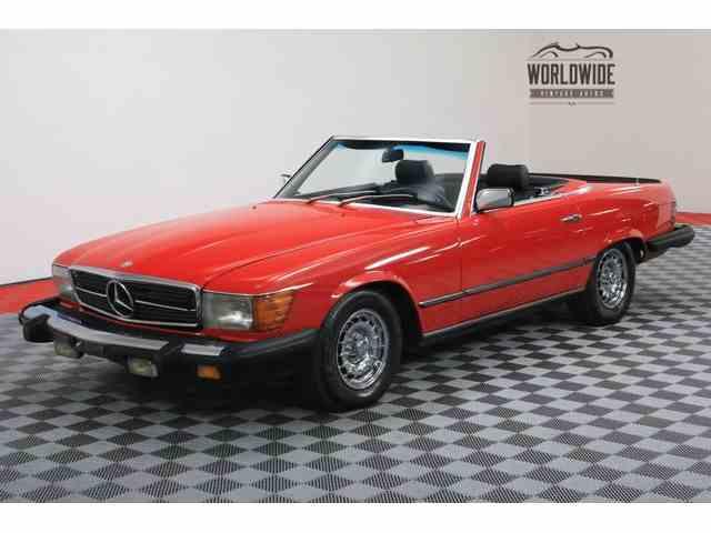 1982 Mercedes-Benz 500SL | 1010727